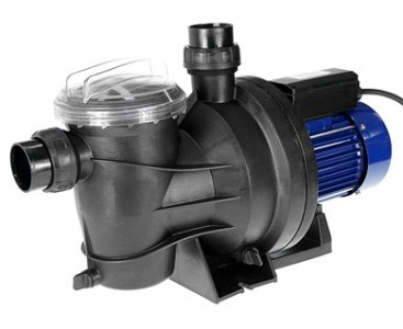 1 5hp swimming pool spa filter water pump 1200w 1 5 hp motor 40mm in outlets new ebay for Swimming pool filter pump motors