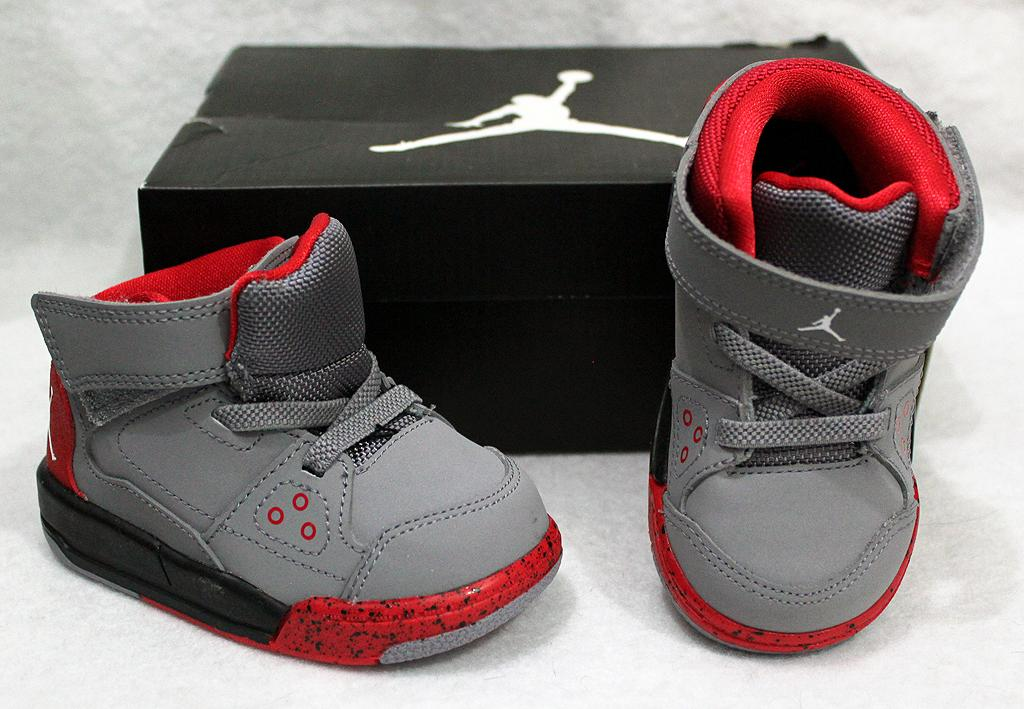 NIKE JORDAN FLIGHT ORIGIN TODDLER BOYS BASKETBALL SHOES ...