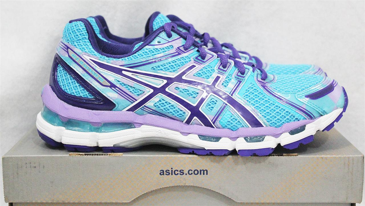 ASICS-GEL-KAYANO-19-WOMEN-RUNNING-SHOES-TURQUOISE-GRAPE-US-7-8-10