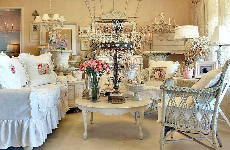Home Decor Shabby Chic