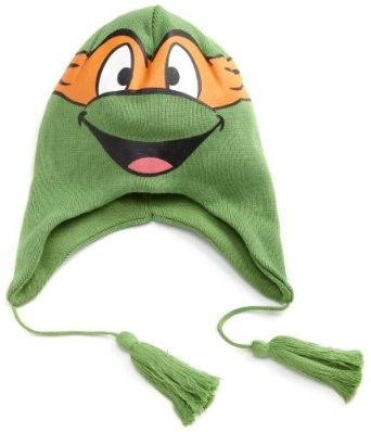 This Teenage Mutant Ninja Turtles 2pc Hat & Glove set is fun and warmth combined into one. This adorable hat & glove set is the perfect accessory to any winter wardrobe. Teenage Mutant Ninja Turtles.