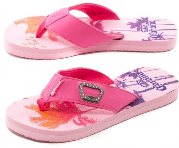 corona beer bottle opener womens beach party pool pink flip flop sandal shoes ebay. Black Bedroom Furniture Sets. Home Design Ideas