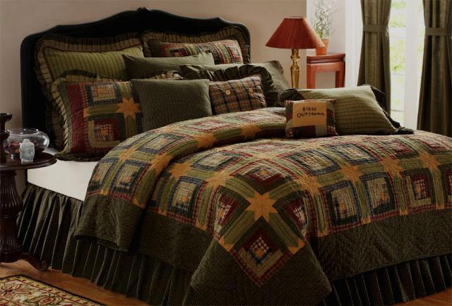 Primitive King Size Bedding