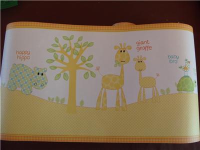 wallpaper borders for nursery. Mothercare Wallpaper Border x1