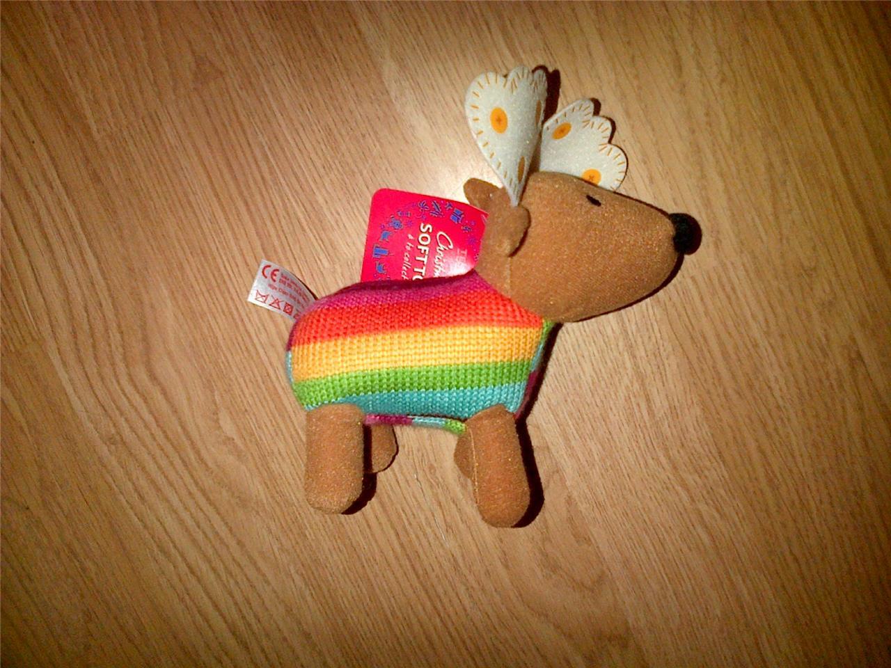 tesco baby chilly comforter soft hug toy snowman santa. Black Bedroom Furniture Sets. Home Design Ideas