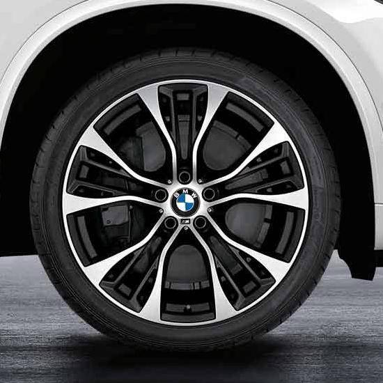 BMW E70 F15 X5 X6 Style 599M BMW M Performance Wheels And