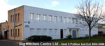 THE BIG KITCHEN CENTRE