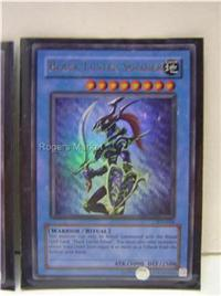 YUGIOH BLACK LUSTER SOLDIER SYE 024 YU-GI-OH