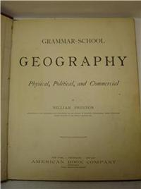 GRAMMAR SCHOOL GEOGRAPHY SWINTON copyright 1880