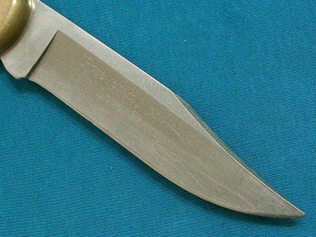 '12 Buck Usa 110 Lockback Folding Hunter Survival Bowie Knife Knives Pocket Jack