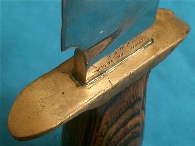 Vintage Olsen Knife Company Solingen Grmany Stag Handled 3
