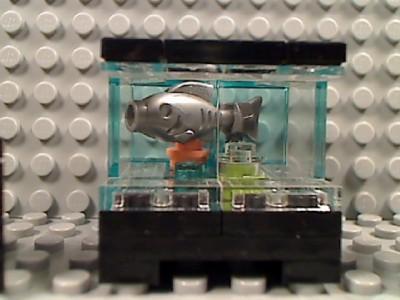 Lego fish tank decorations good pix for Star wars fish tank decorations