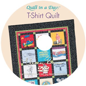 quilting t shirt quilt instructions