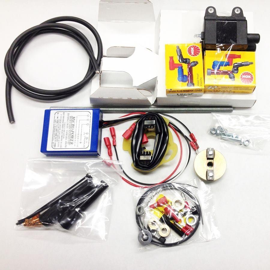 Boyer Bransden Micro Power Ignition Kit For Yamaha Xs650