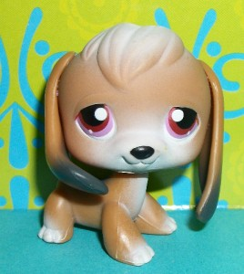 Lps Valentines Day Dog