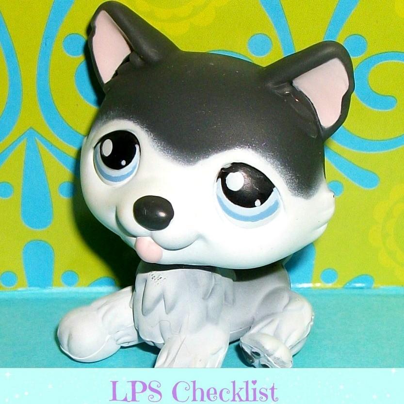 littlest pet shop husky - photo #43