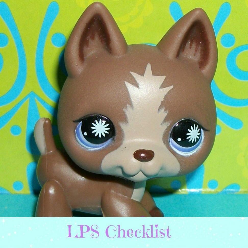 lps brown dog littlest - photo #24