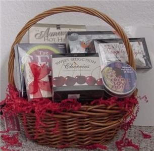 Wedding Anniversary Gift Basket For Him : Wedding Anniversary Gifts: Wedding Anniversary Naughty Gifts