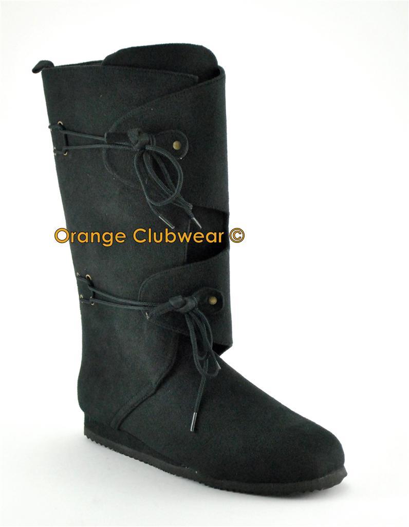 pirate renaissance s costume boots shoes ebay