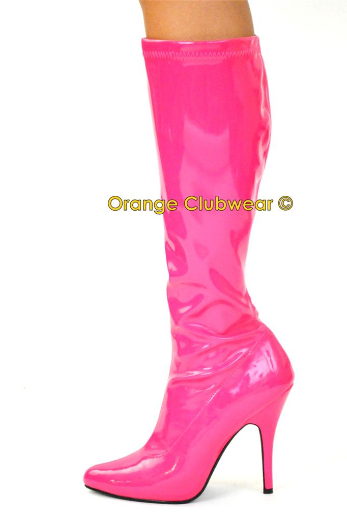 pink high heeled boots 28 images amazing pink high