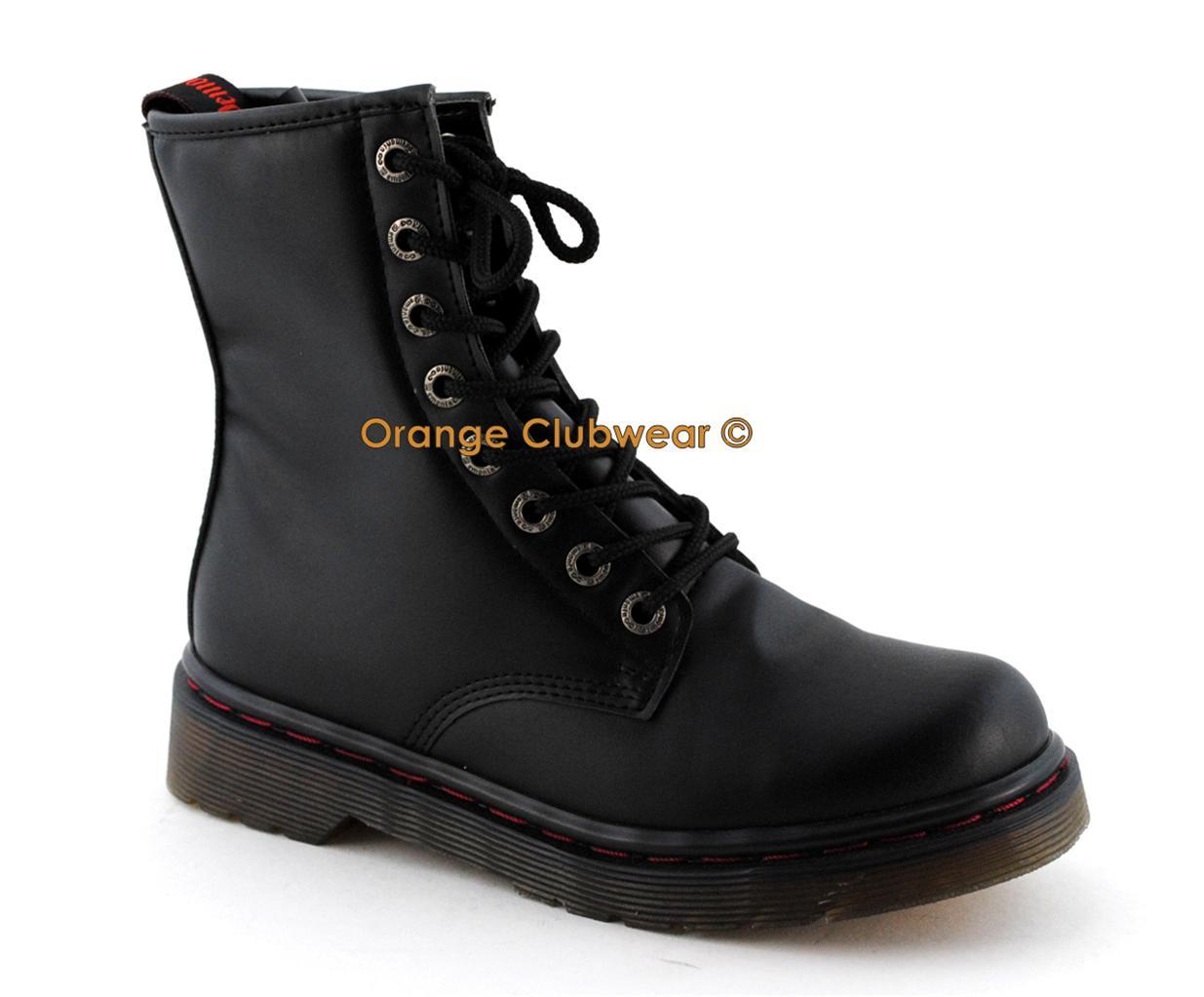 Fantastic  Military Combat Punk Lace Up Boots Amp Zipper Women Soda Shoes  EBay