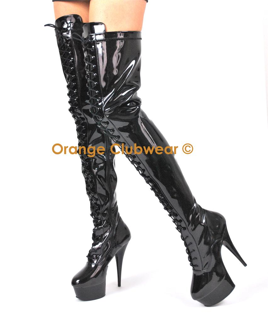 Stripper boots picture 14