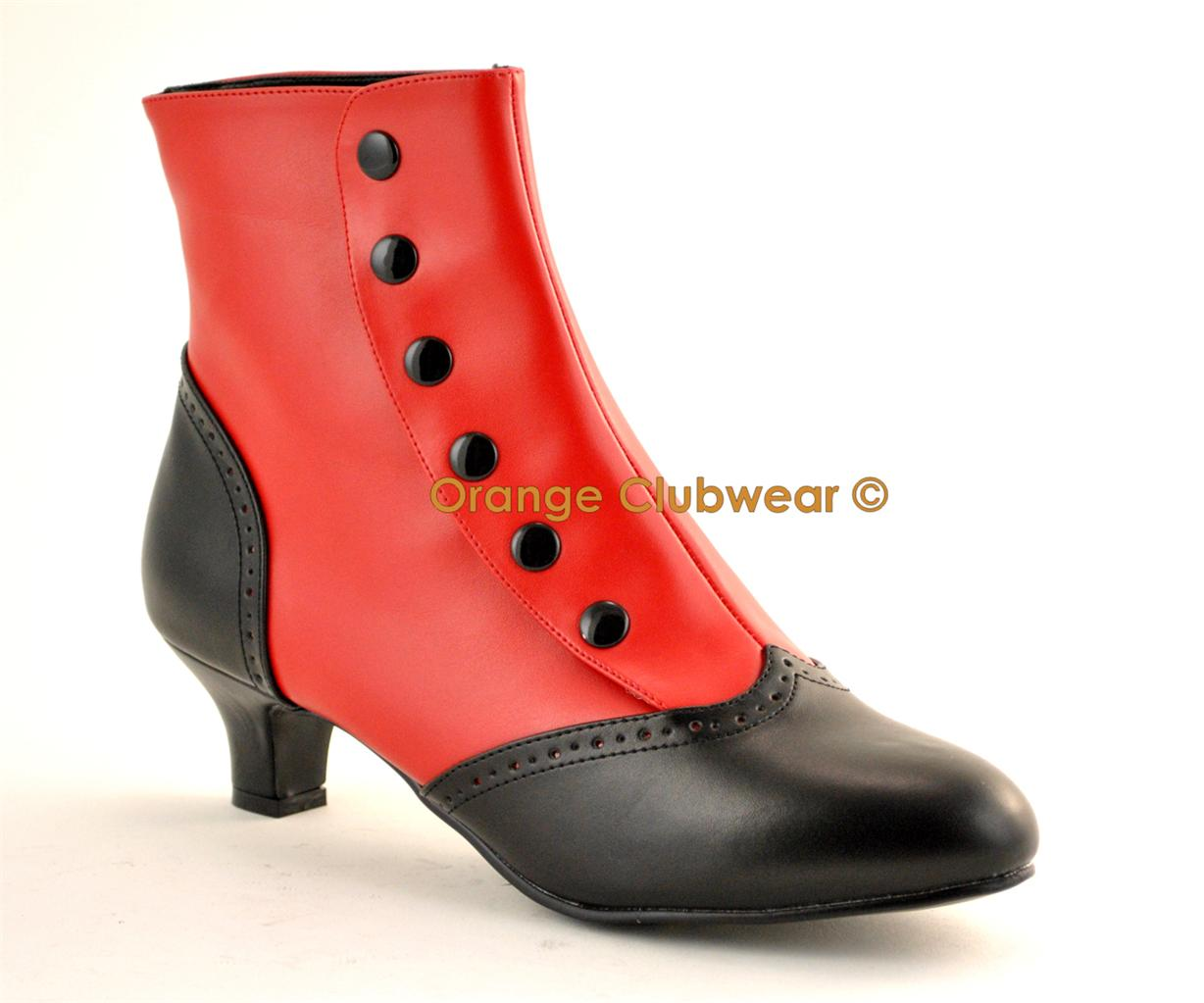 Steampunk Shoes Boots Women