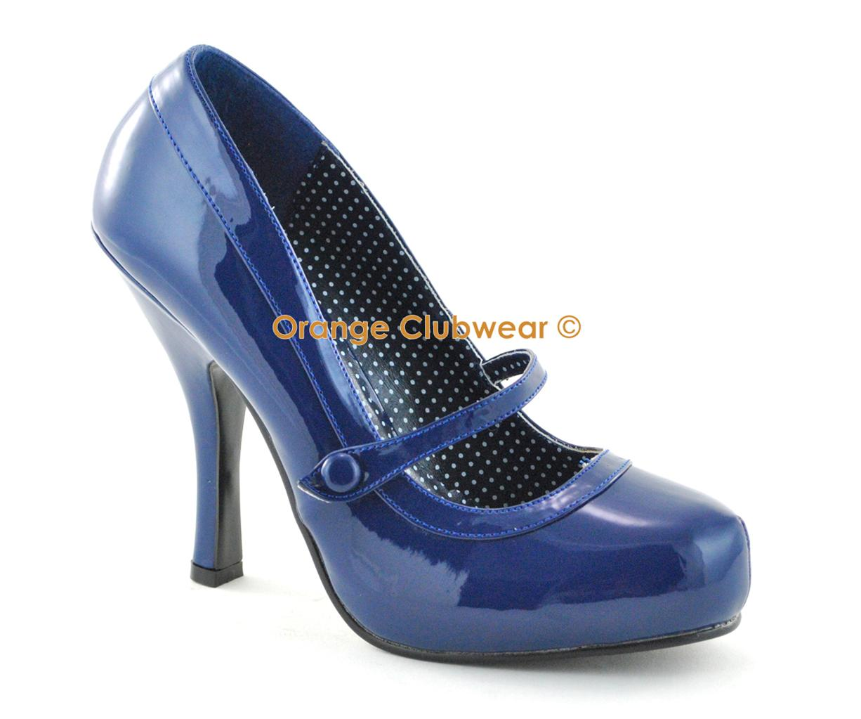 Navy Blue Womens Earth Shoes