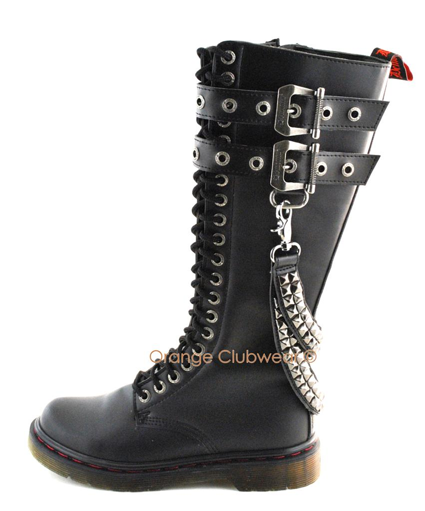 Elegant WOMENS COMBAT ARMY MILITARY BIKER FLAT LACE UP WORKER ANKLE BOOTS
