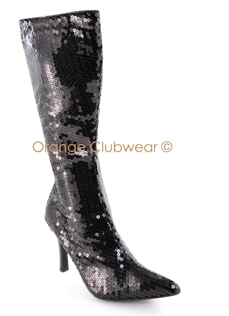 ugg knee high sequin boots