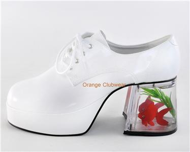 Goldfish Shoe http://www.ebay.com/itm/PLEASER-Mens-Mac-Daddy-Pimp ...