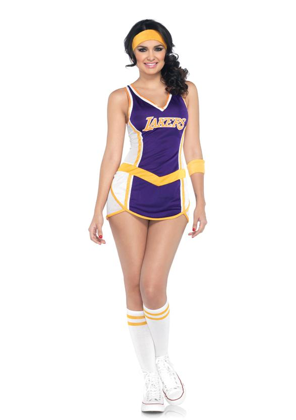Sexy Licensed Nba Los Angeles La Lakers Basketball