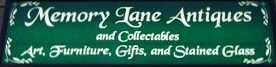 Memory Lane Antiques n Collectables