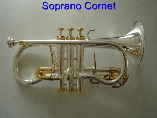 I-K-Eb-SOPRANO-CORNET-with-Double-Trigger-Slides