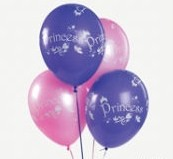 10-x-LAVENDAR-PINK-PRINCESS-LATEX-PARTY-BALLOONS