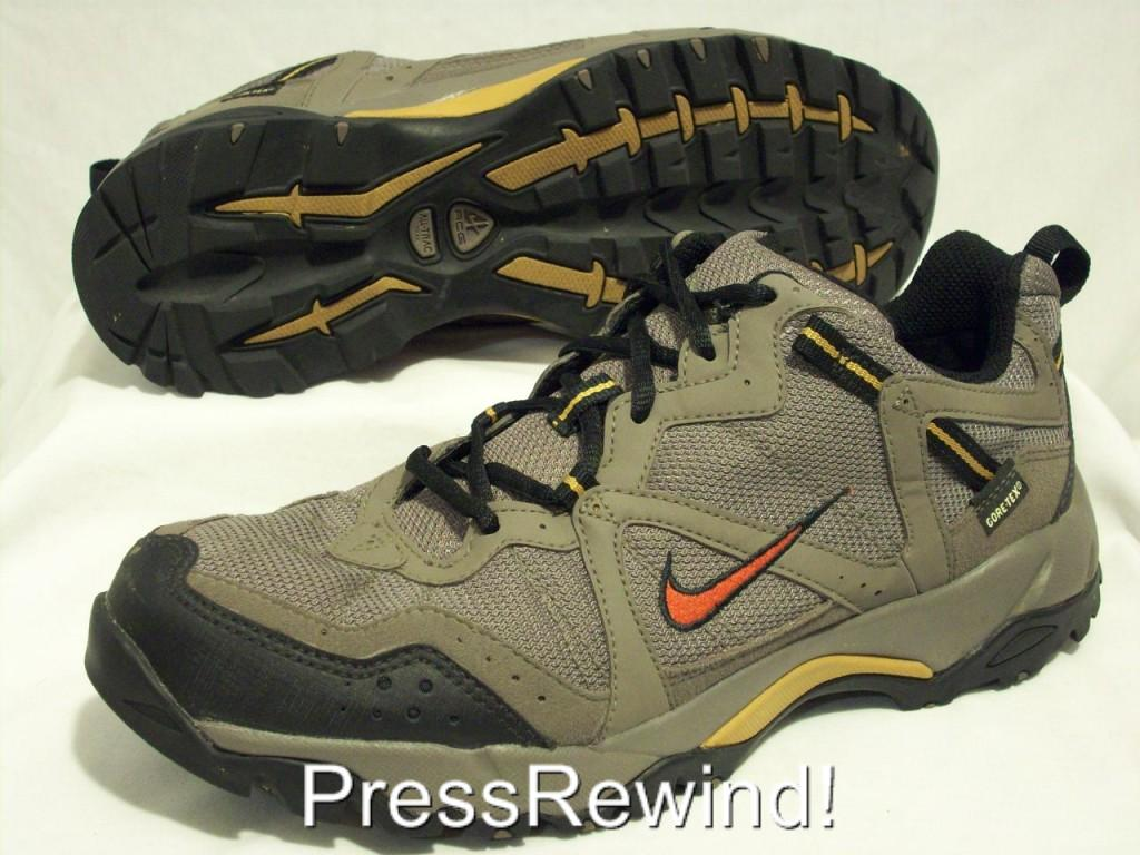 acg tennis shoes
