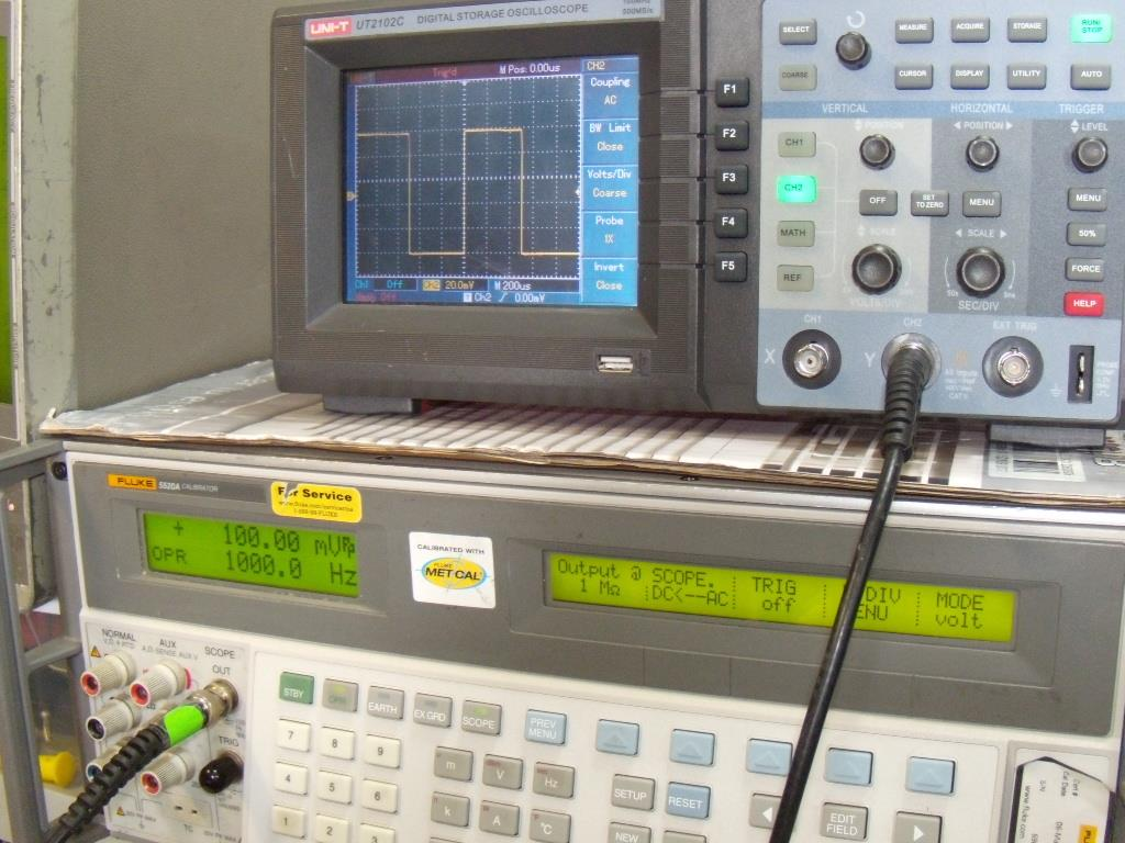 digital storage oscilloscope working principle A digital storage oscilloscope (often abbreviated dso) is an oscilloscope which  stores and  the principal advantage over analog storage is that the stored  traces are as bright, as sharply defined, and written as quickly as non-stored  traces.