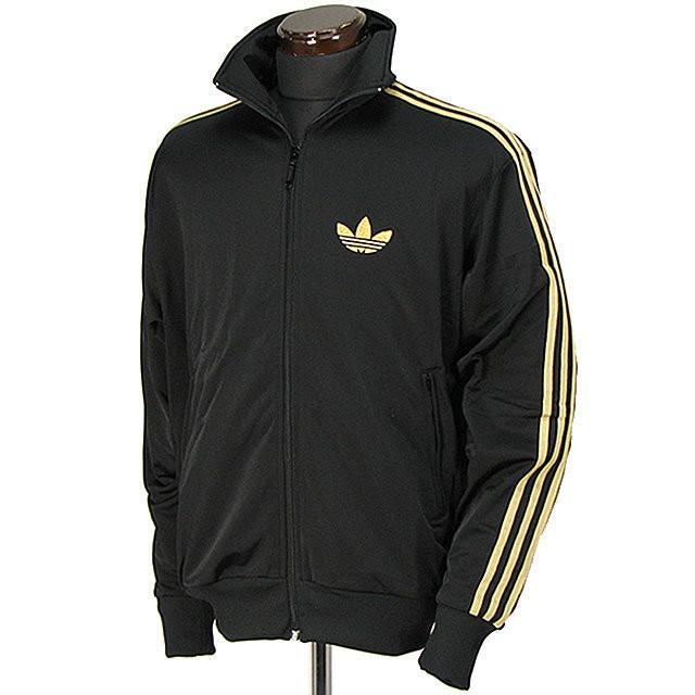 Adidas Svart Guld