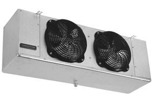New 2 fan walk in cooler evaporator 9 000 btu 39 s ebay for Walk in cooler motor