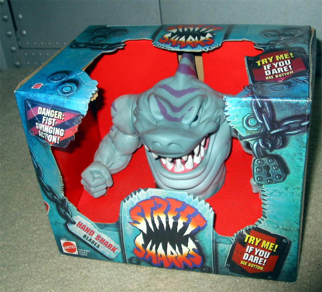 Street sharks slobster