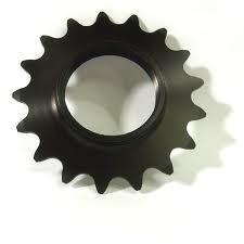 Black-Track-Sprocket-18t-1-2x1-8-Fixed-Single-Speed-Cog-Screw-On-Fixie