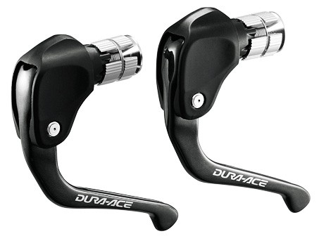 Shimano-BL-TT79-Dura-Ace-Aero-Bar-Time-Trial-Road-Tri-Bike-Brake-Levers
