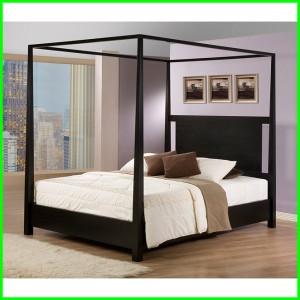 Queen Size Canopy Bed-Queen Size Canopy Bed Manufacturers