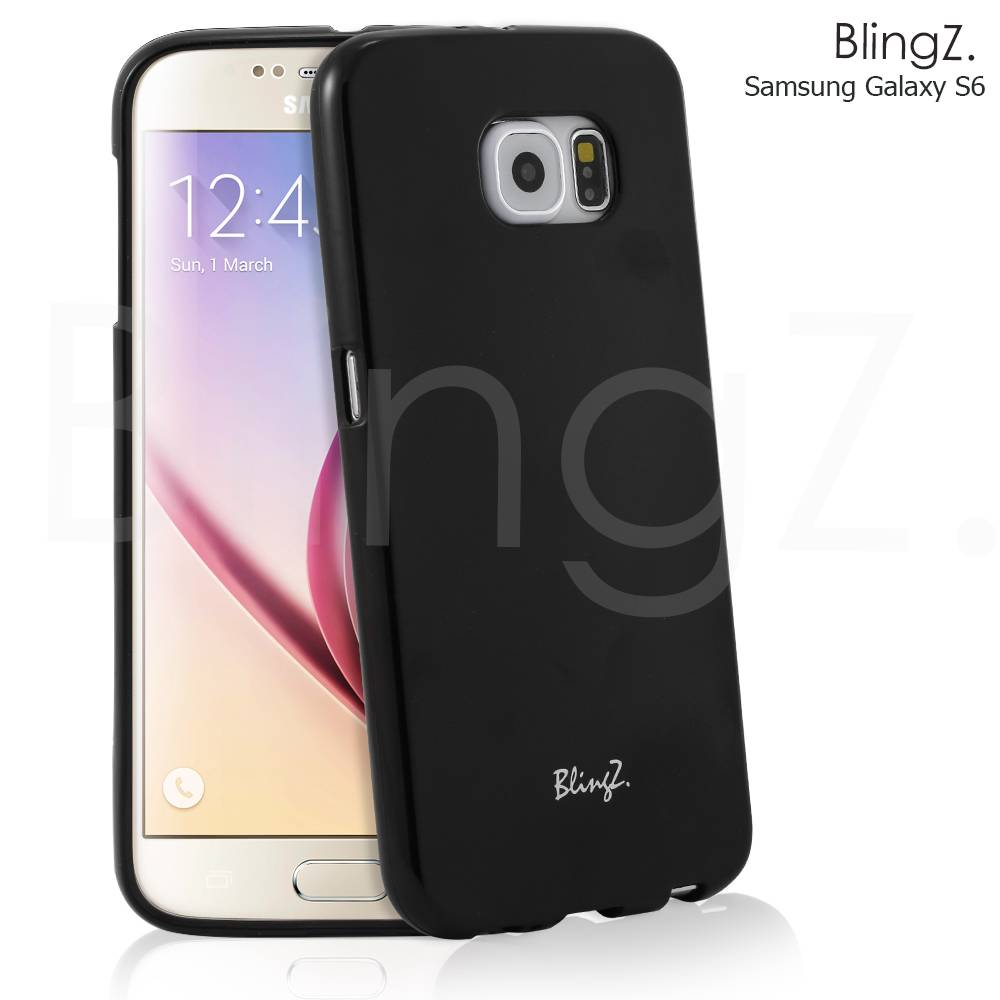handy h lle tasche f r samsung galaxy s6 tpu schutzh lle etui case silikon cover ebay. Black Bedroom Furniture Sets. Home Design Ideas