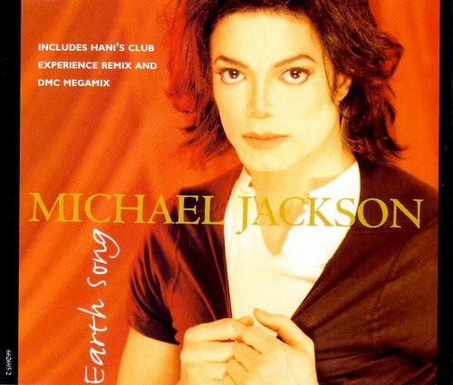 MICHAEL JACKSON - Earth Song EP