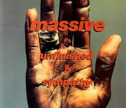 MASSIVE ATTACK - Unfinished Sympathy Record