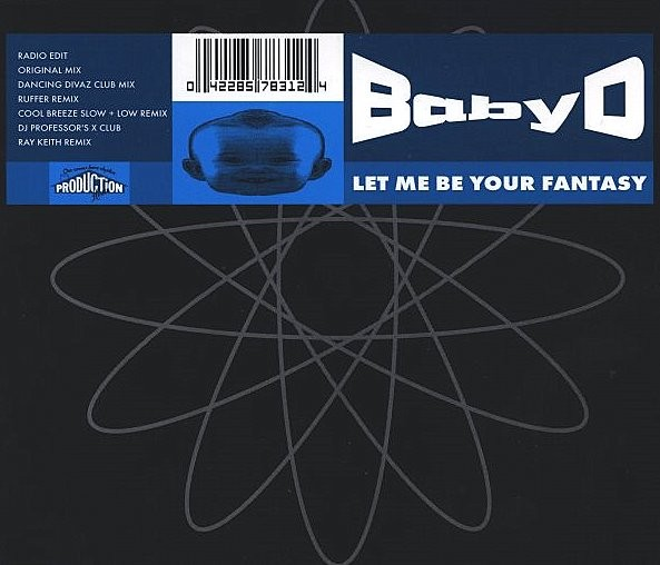 Baby D Let Me Be Your Fantasy Records Lps Vinyl And Cds