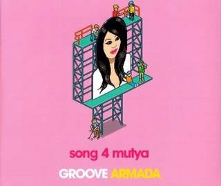 Groove Armada Song+4+Mutya CD:SINGLE