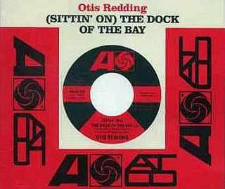 Otis Redding Sittin' On) The Dock Of The Bay CD:SINGLE