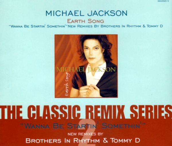 MICHAEL JACKSON - Earth Song Single